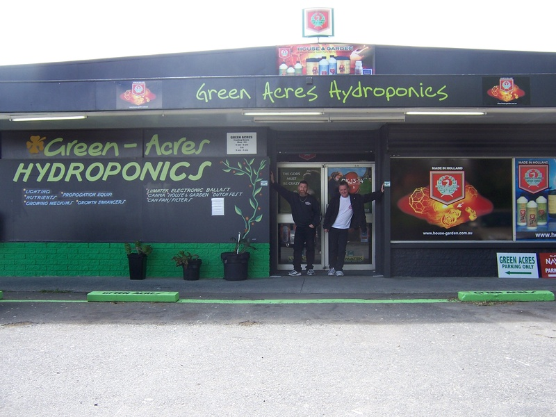 Green Acres Hydroponics, 46 - 48 Binalong road Mornington, Hobart, Tas, 7018, Australia